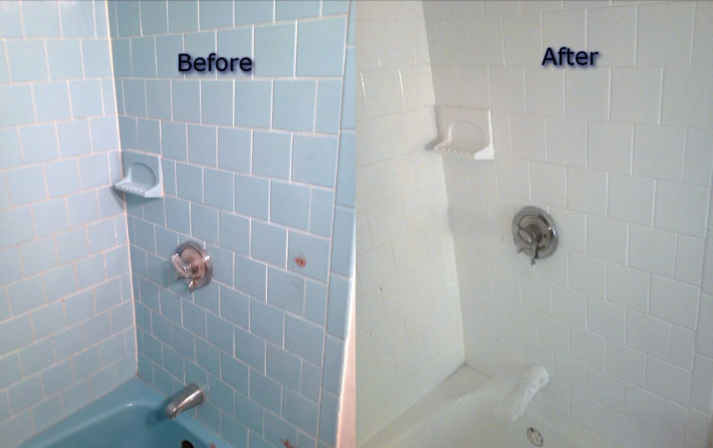 Tile Reglazing Palm Beach Bath Tub